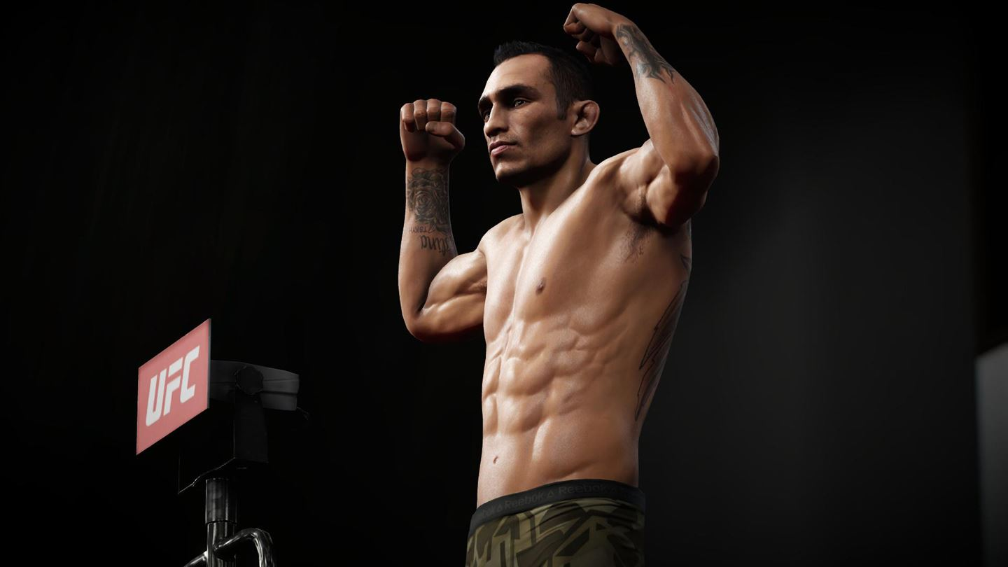 EA Sports UFC 3 screenshot 13293