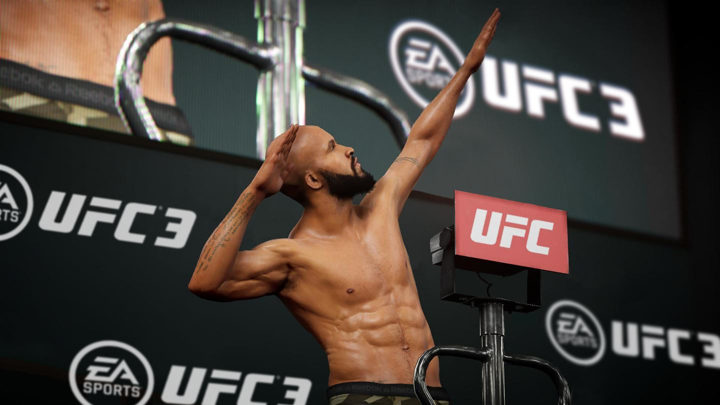 EA Sports UFC 3 screenshot 13298