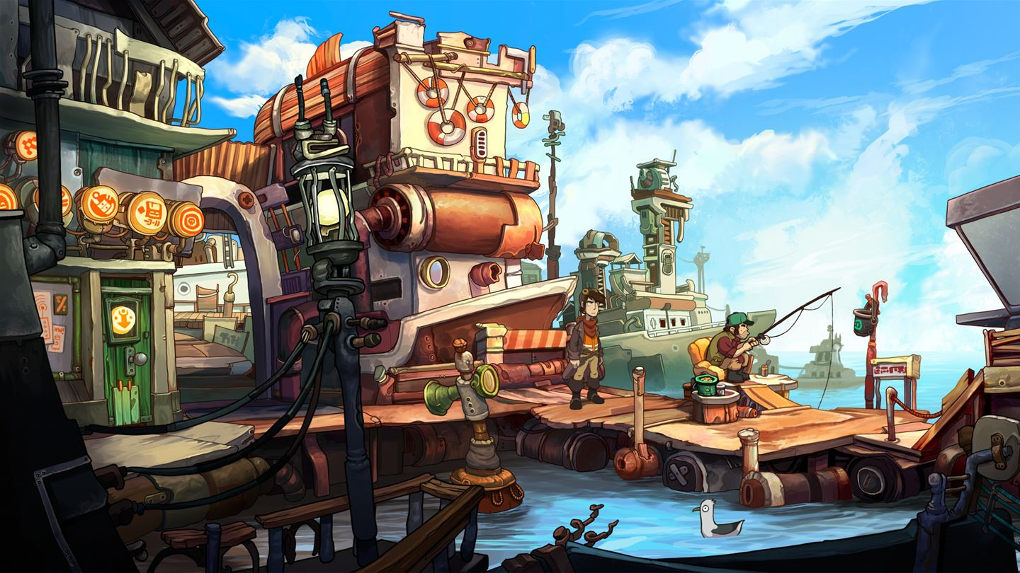 Chaos on Deponia screenshot 13417