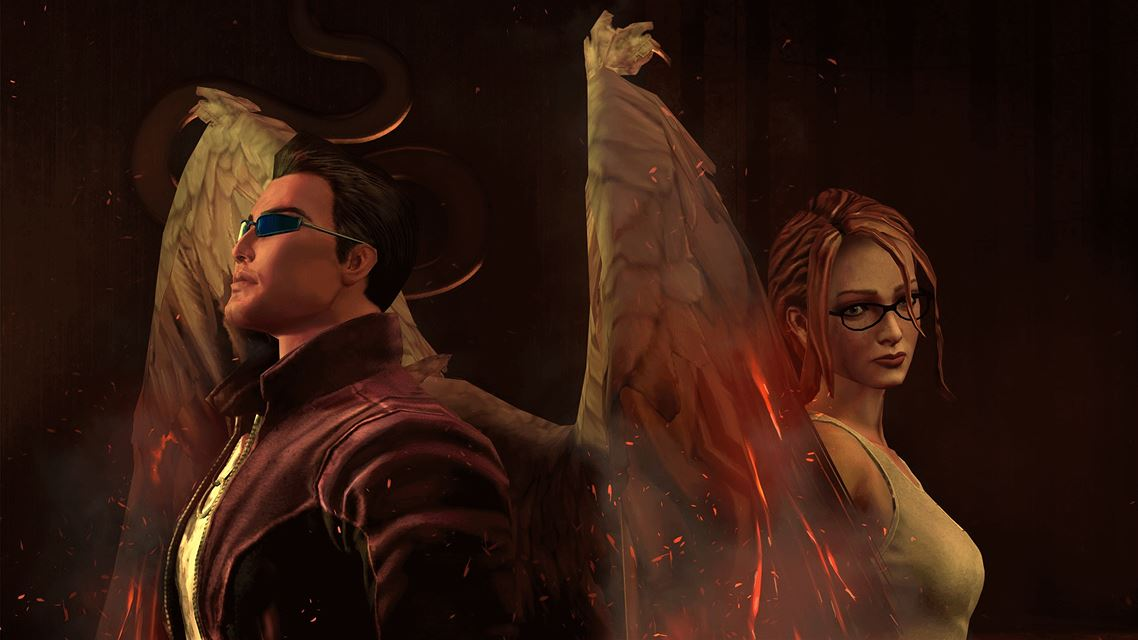 Saints Row: Gat Out of Hell screenshot 2341