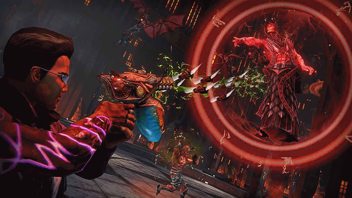 Saints Row: Gat Out of Hell screenshot 2346
