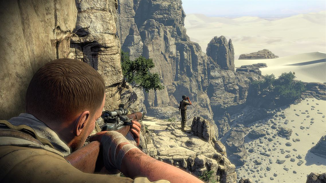 Sniper Elite 3 screenshot 1328