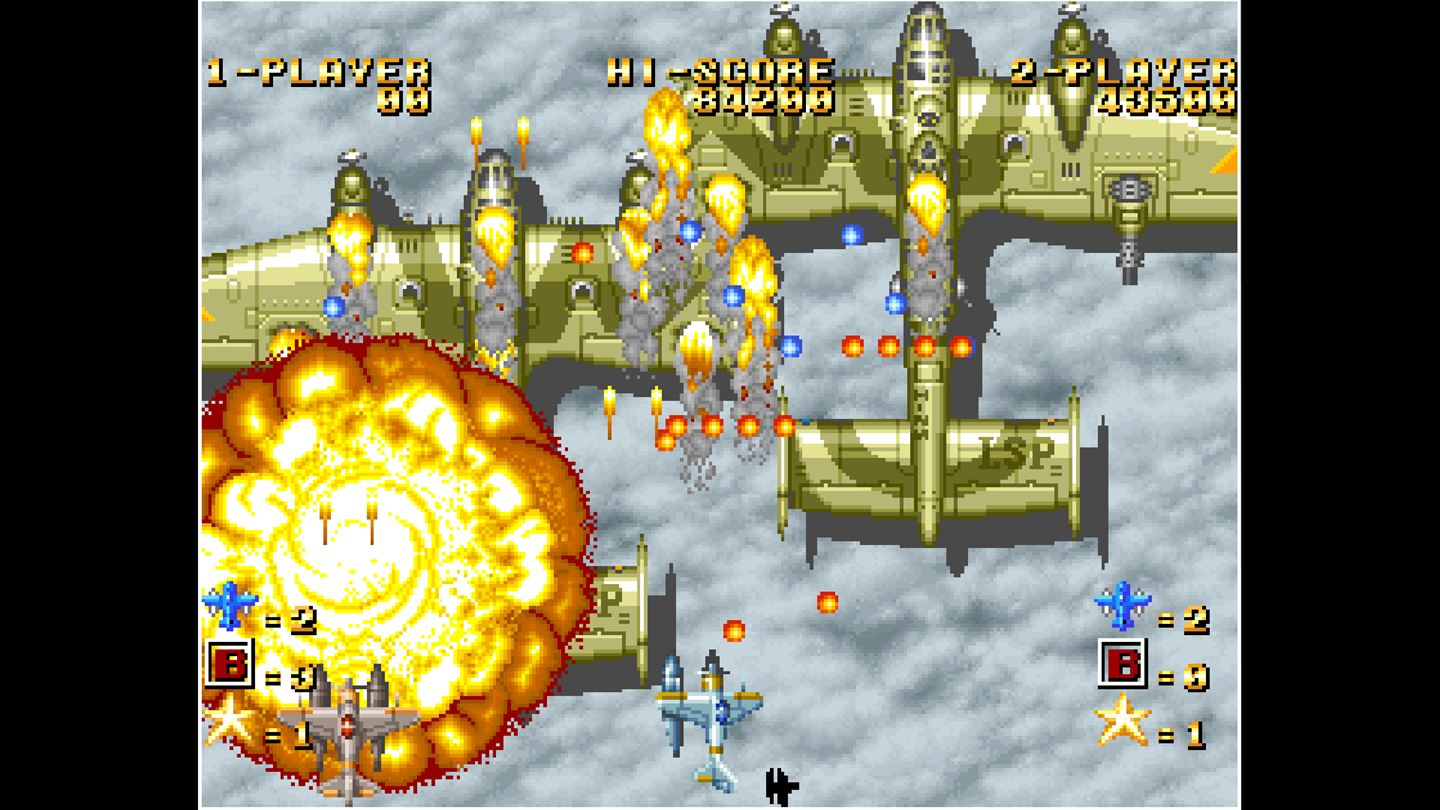 ACA NEOGEO: Ghost Pilots screenshot 14672