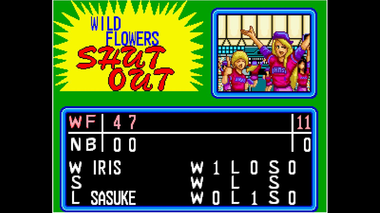 ACA NEOGEO: Baseball Stars Professional screenshot 14865