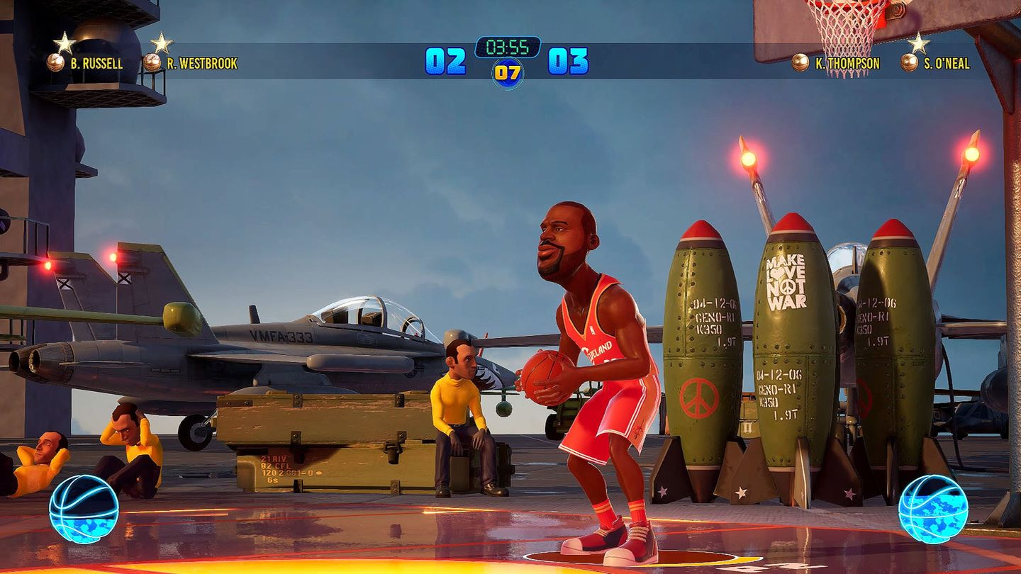 NBA Playgrounds 2 screenshot 16982