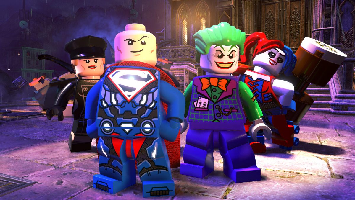 LEGO DC Super Villains screenshot 15048