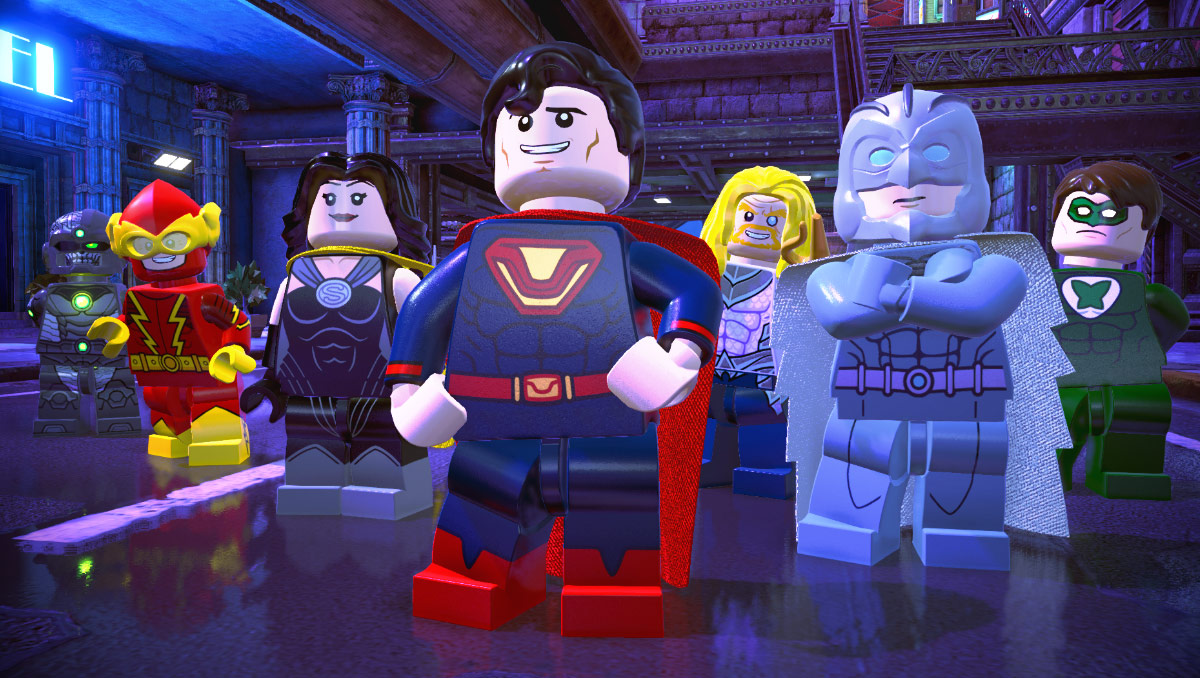LEGO DC Super Villains screenshot 15051