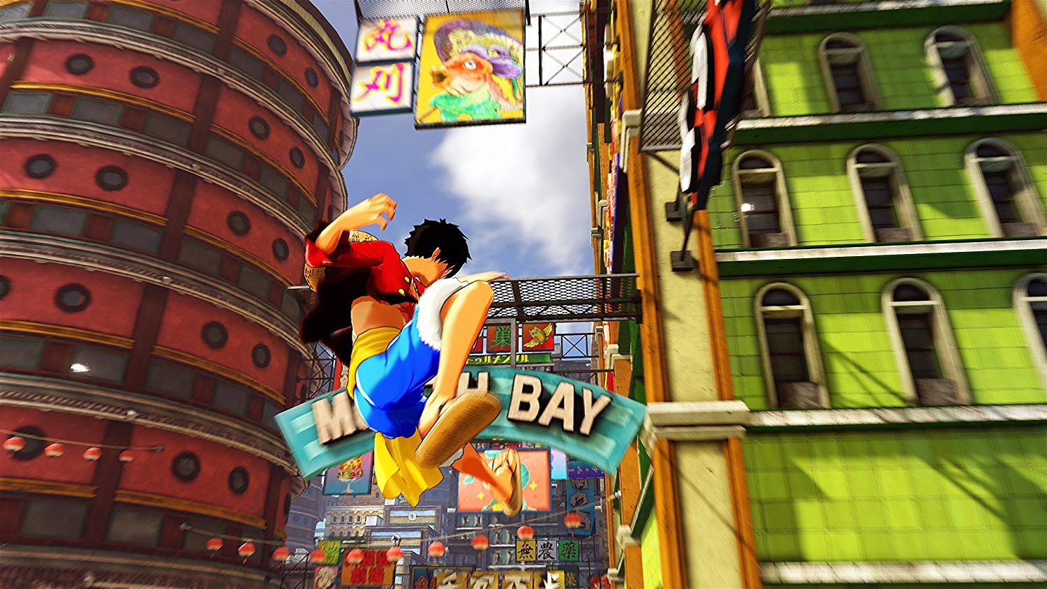 One Piece: World Seeker screenshot 18184