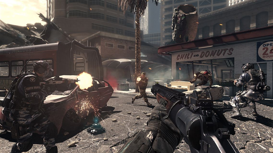 Call of Duty: Ghosts screenshot 2255