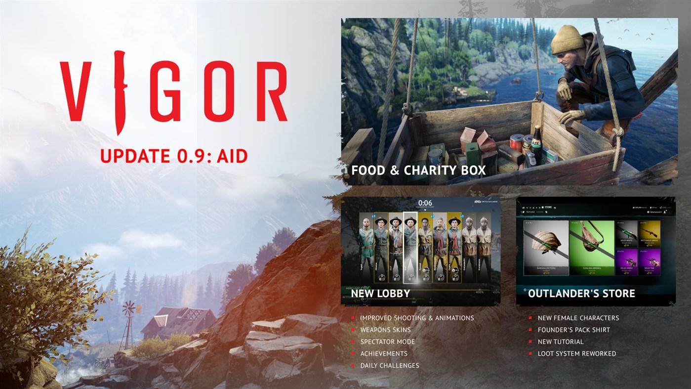 Vigor Screenshots Image #21560 - XboxOne-HQ COM