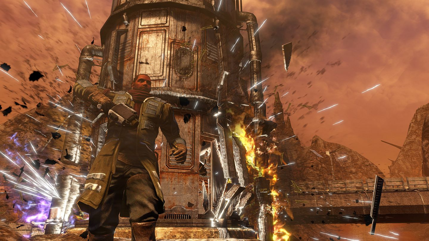 Red Faction: Guerrilla Re-Mars-tered screenshot 15531