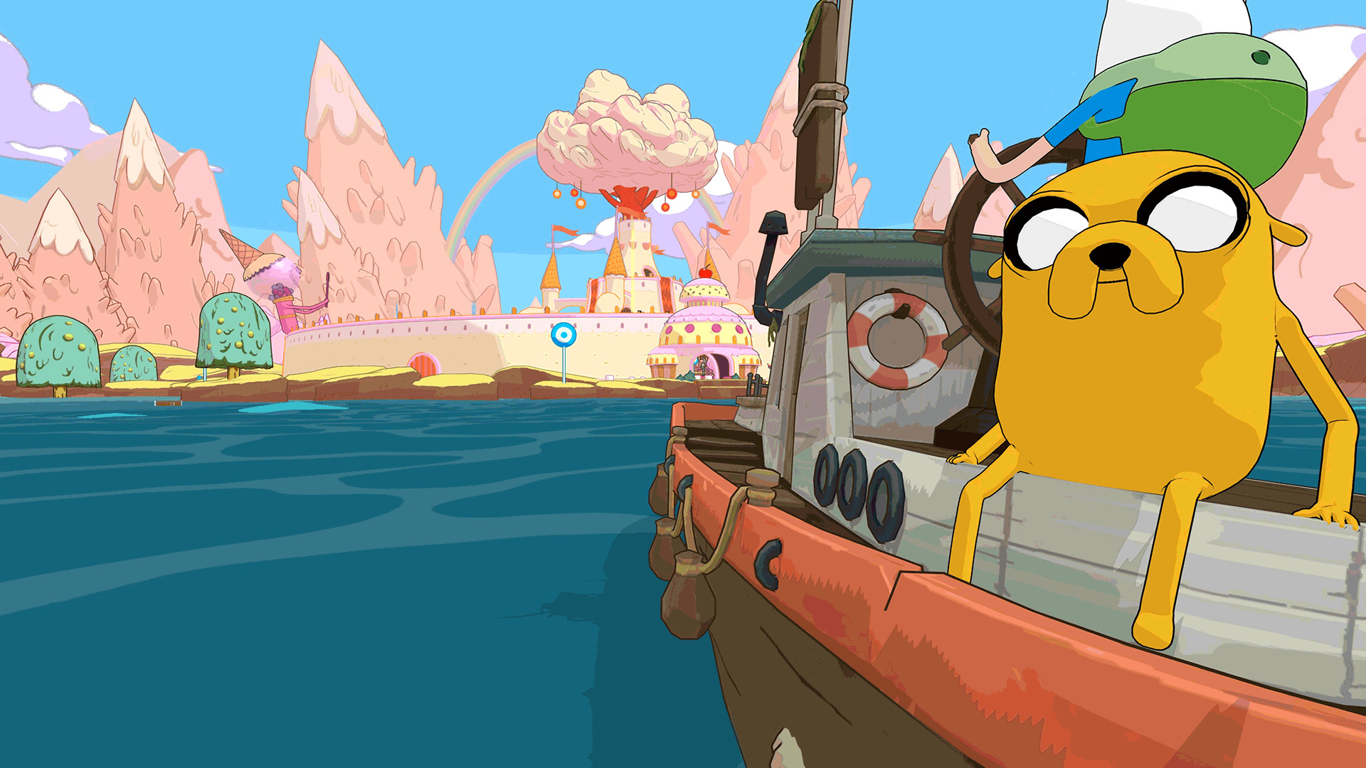 Adventure Time: Pirates of the Enchiridion screenshot 15425
