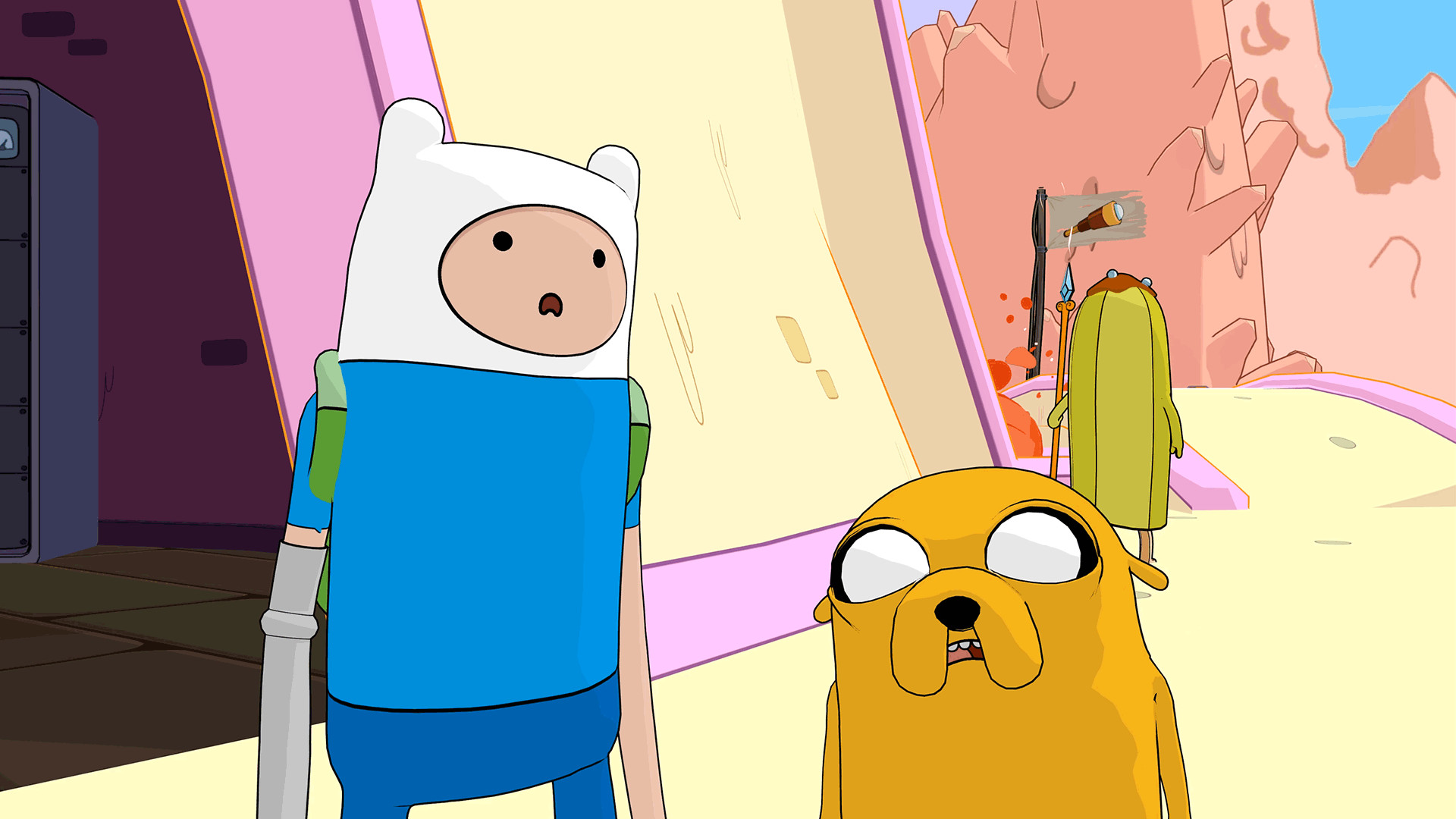 Adventure Time: Pirates of the Enchiridion screenshot 15434