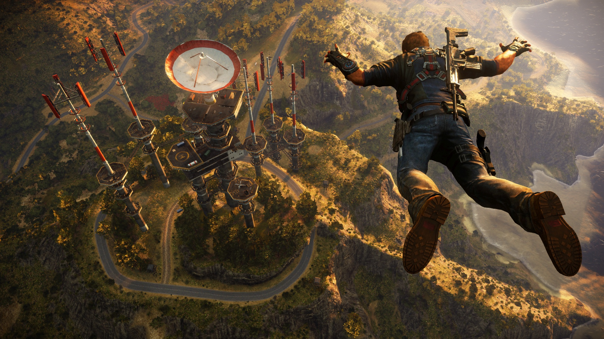 Just Cause 3 screenshot 2053
