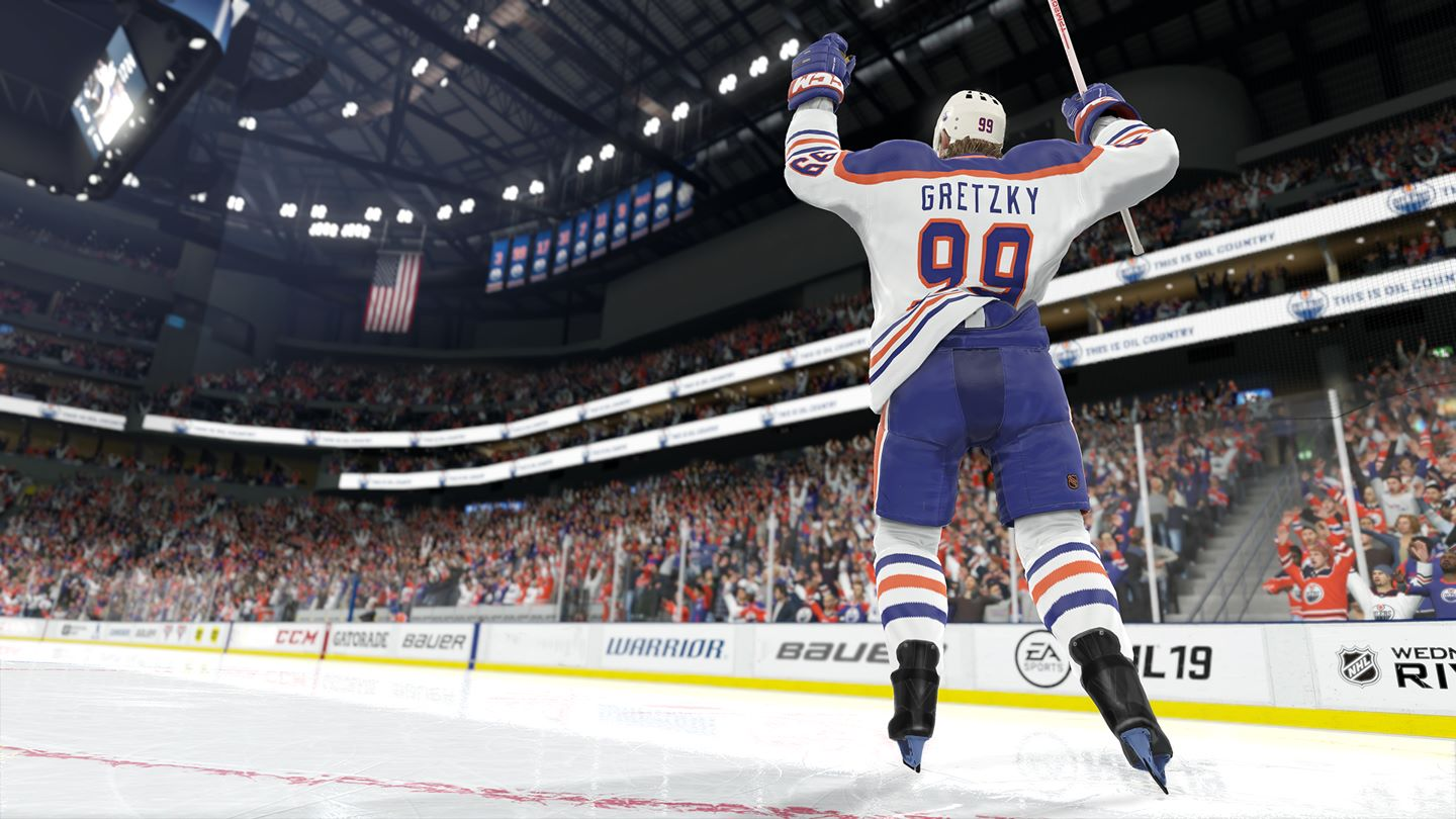 NHL 19 screenshot 16822
