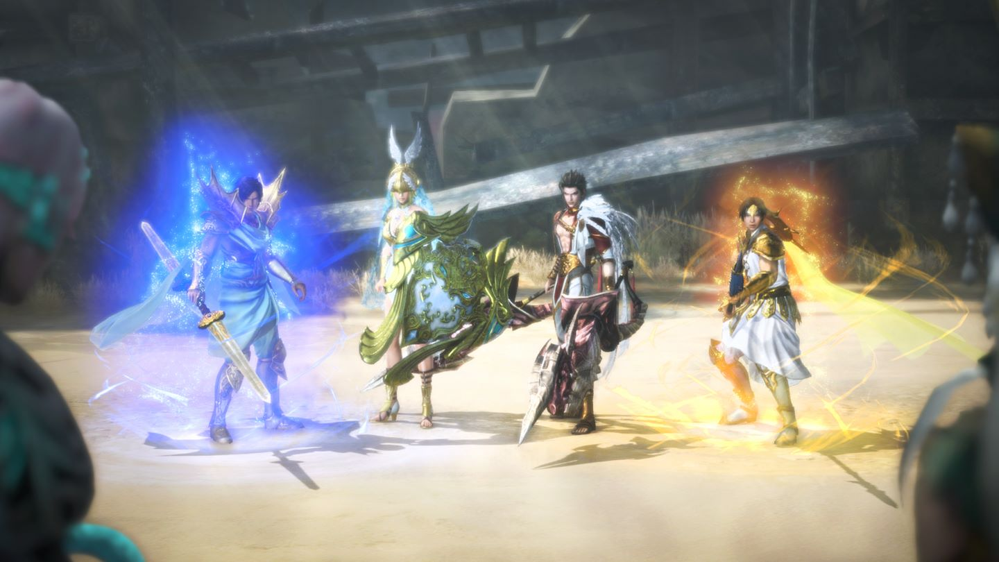 WARRIORS OROCHI 4 screenshot 16964