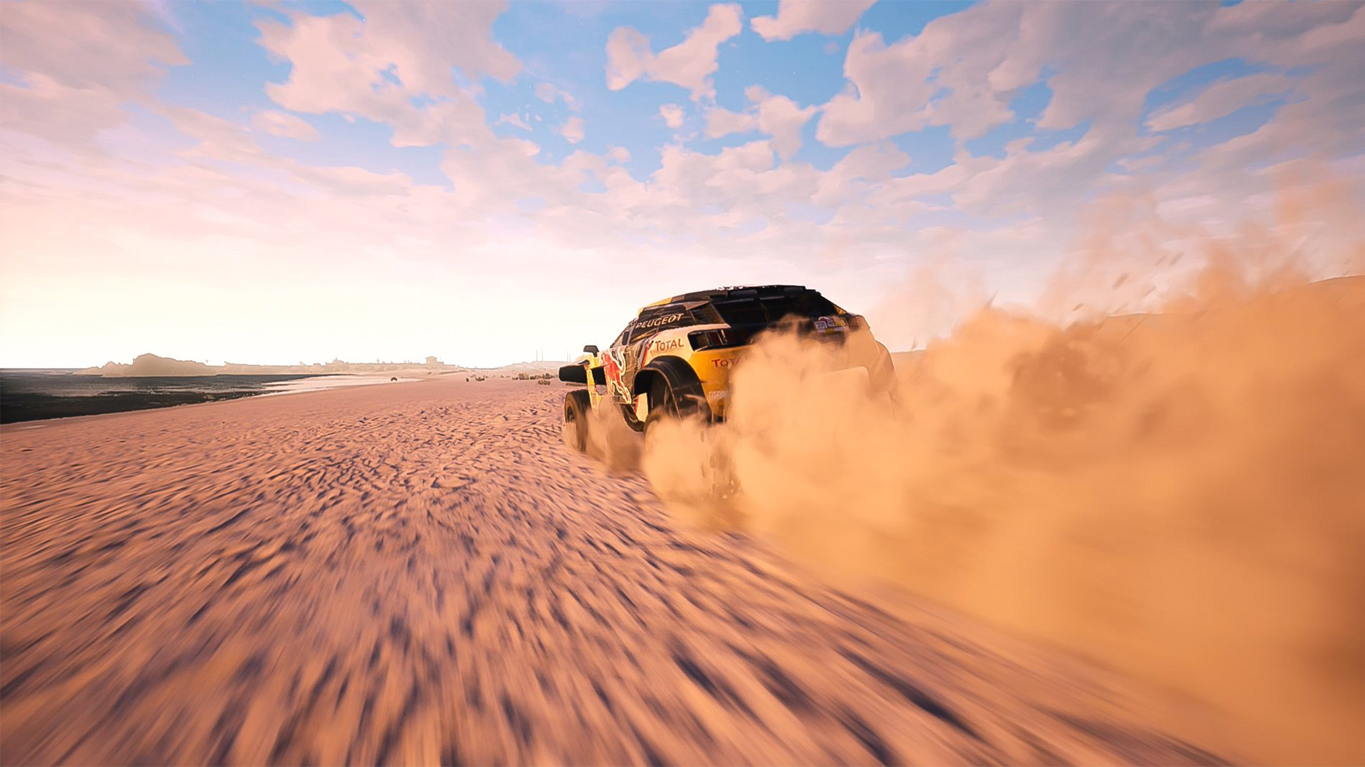 DAKAR 18 screenshot 15739