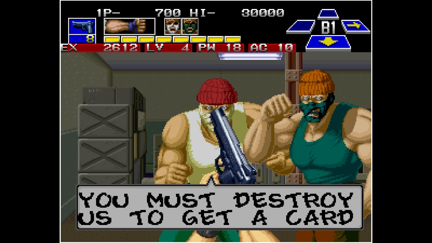 ACA NEOGEO: The Super Spy screenshot 15788
