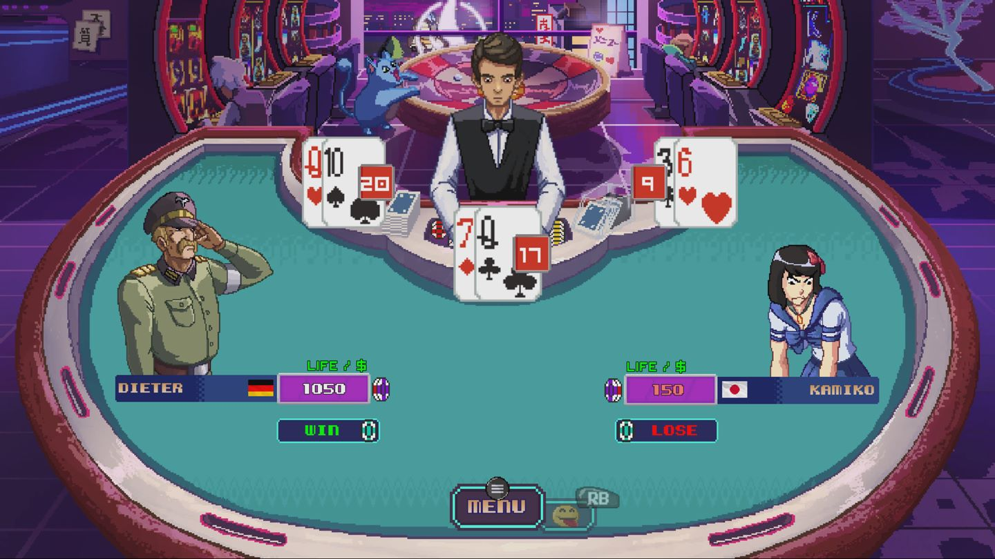 Super Blackjack Battle II Turbo Edition screenshot 15834