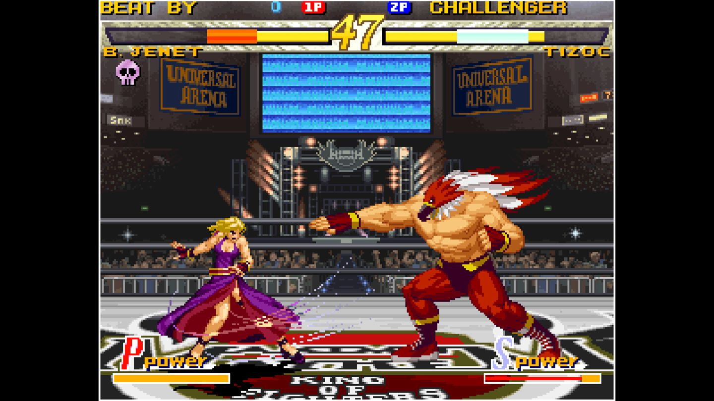 ACA NEOGEO: Garou Mark of the Wolves screenshot 16303