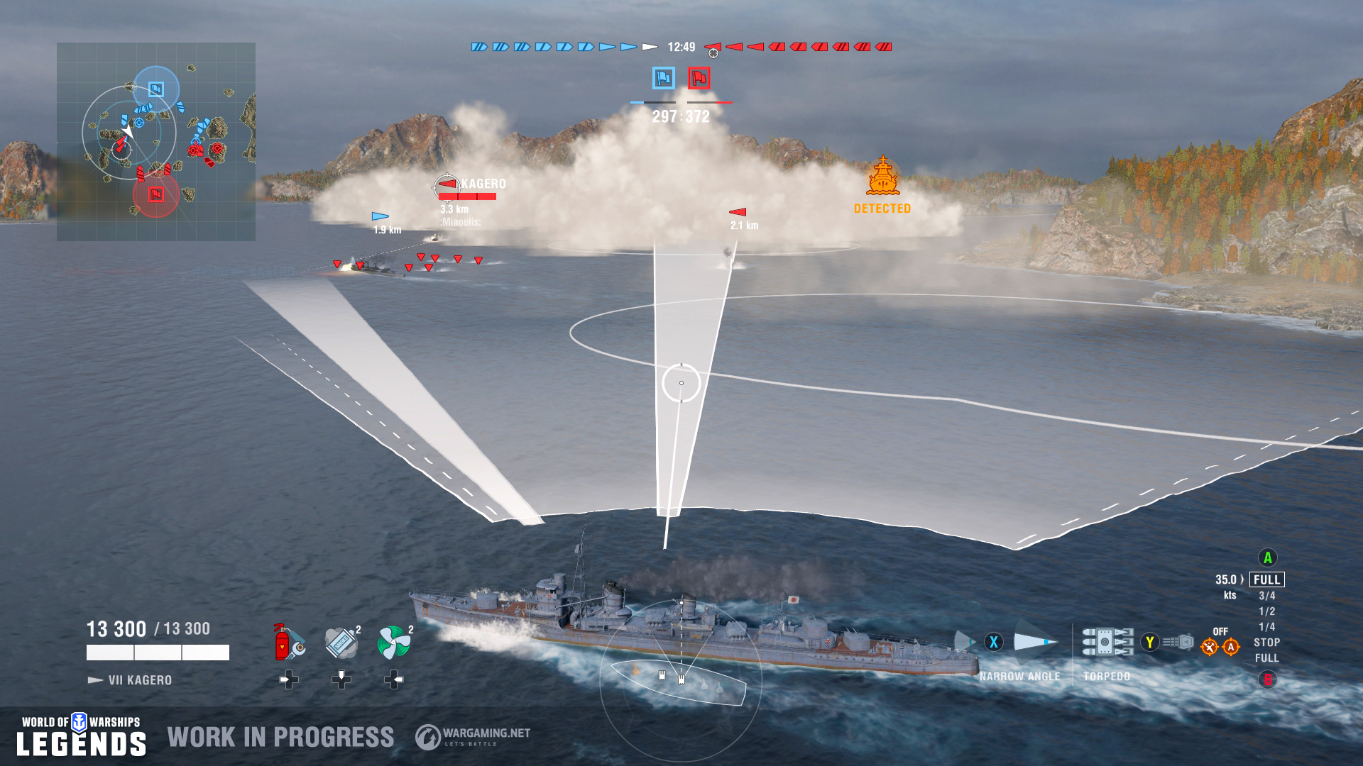 World of Warships: Legends screenshot 16448