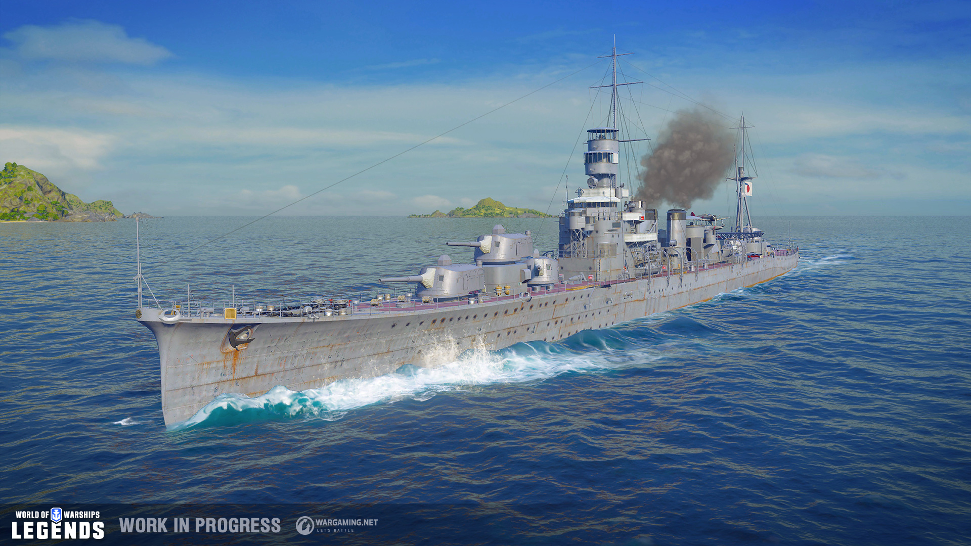 World of Warships: Legends screenshot 16433