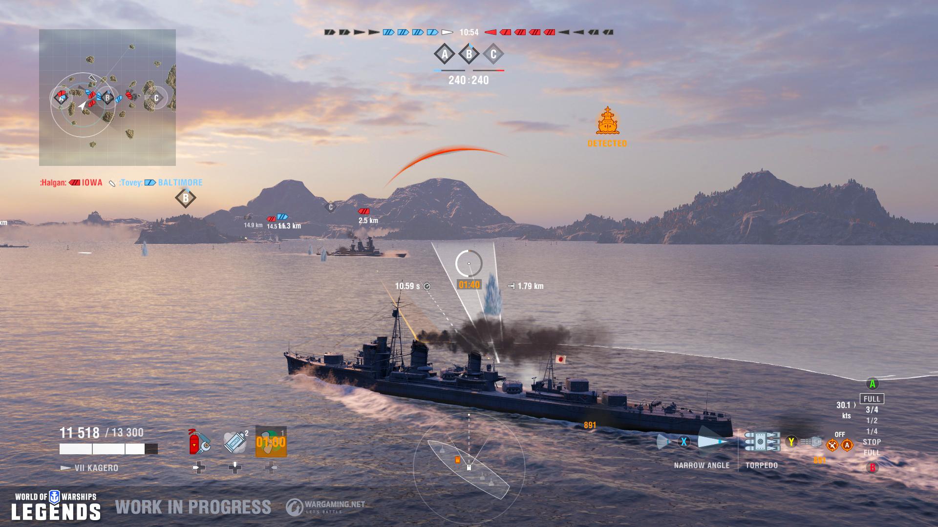 World of Warships: Legends Screenshots Image #16443 - XboxOne-HQ.COM
