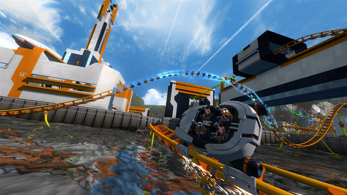 ScreamRide Screenshot