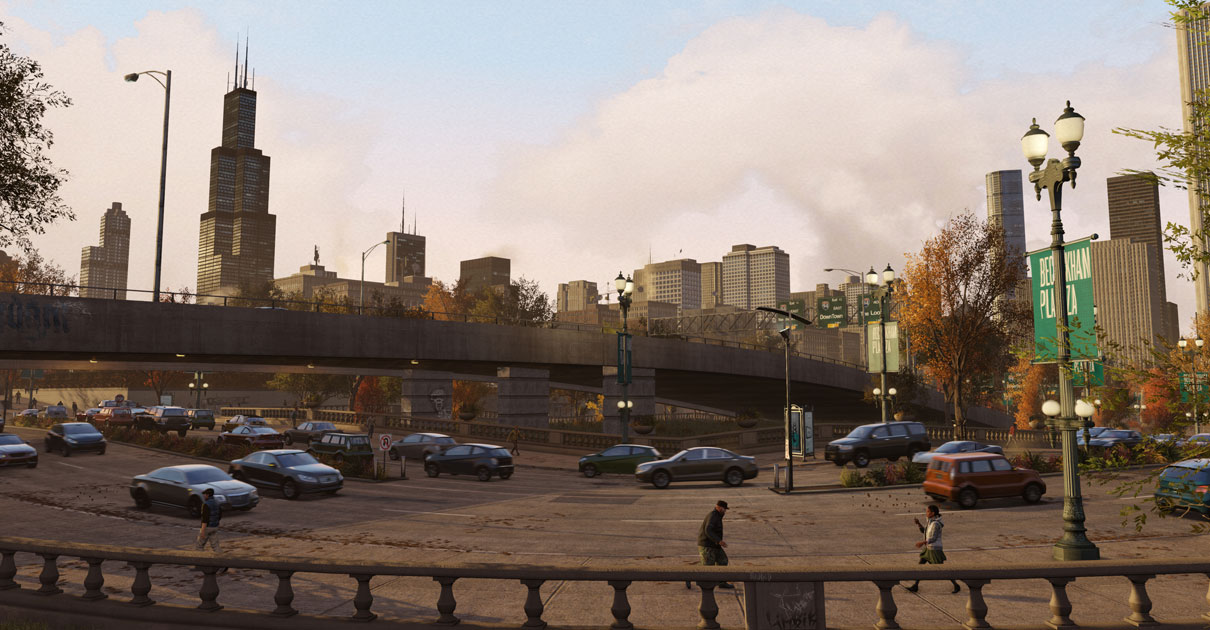 Watch Dogs screenshot 869