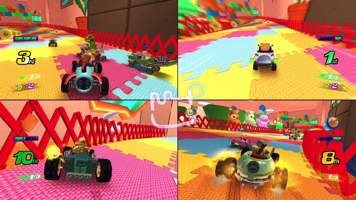 Nickelodeon Kart Racers screenshot 25199