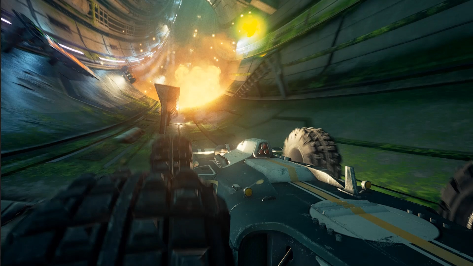 GRIP: Combat Racing screenshot 16726