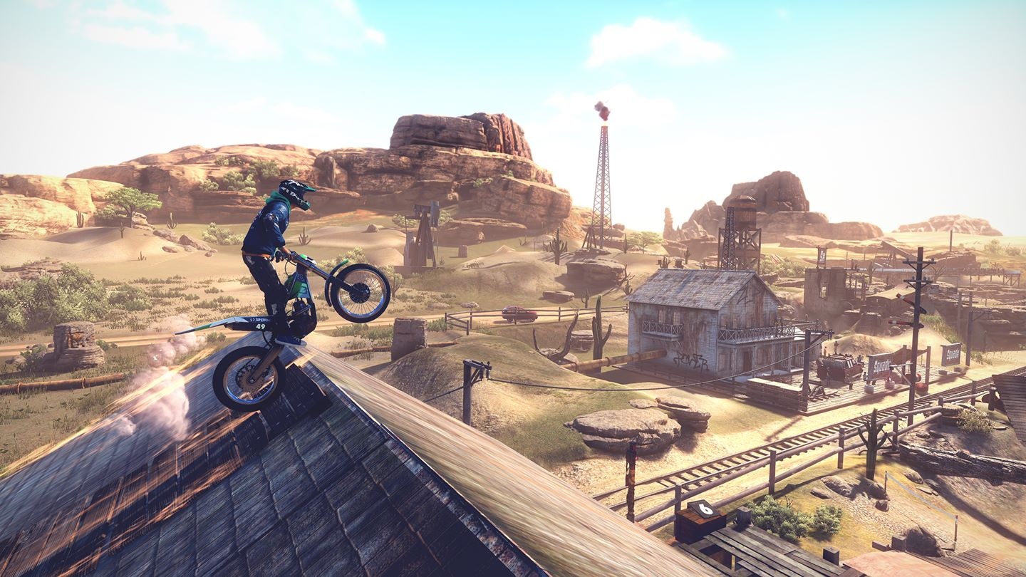 Trials Rising screenshot 16764