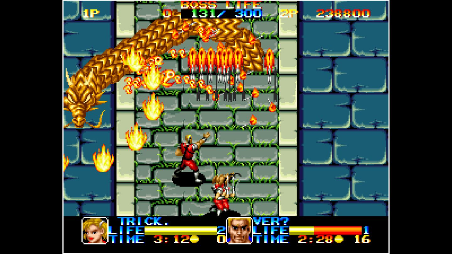ACA NEOGEO: Ninja Commando screenshot 16841