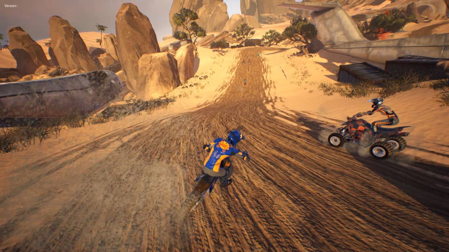 ATV Drift & Tricks: Definitive Edition screenshot 17744