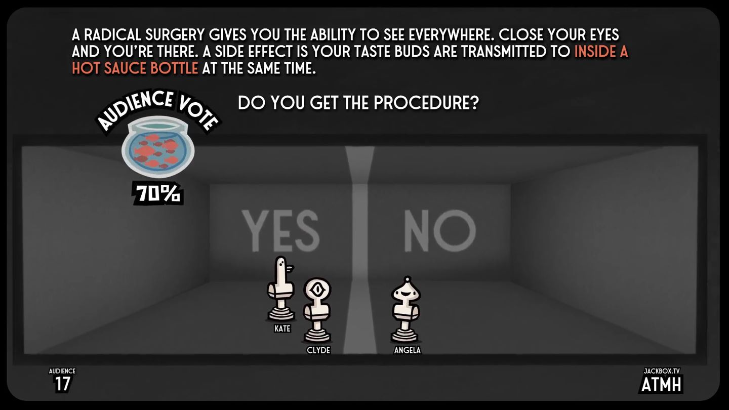 The Jackbox Party Pack 5 screenshot 17272