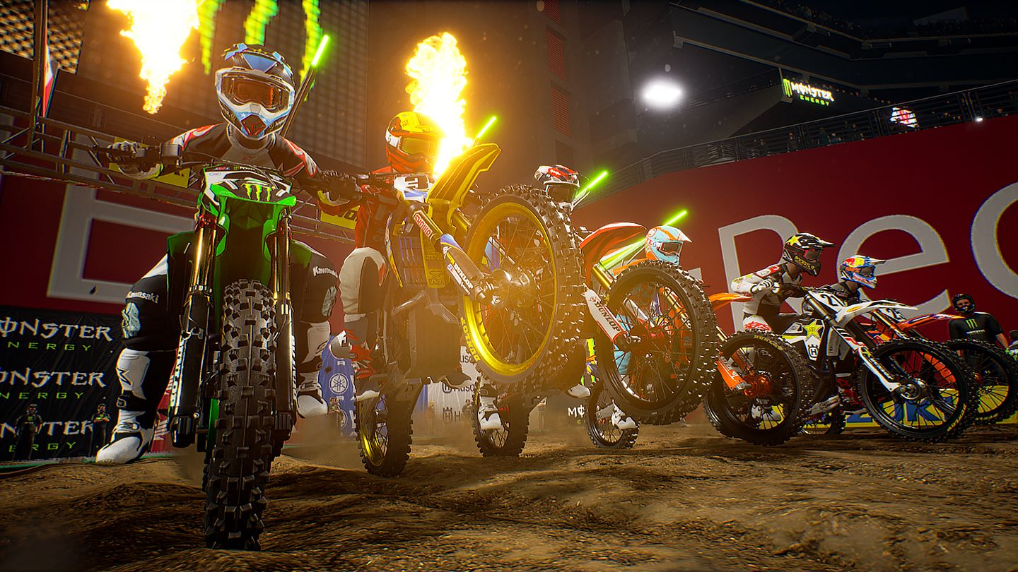 Monster Energy Supercross 2 screenshot 18467