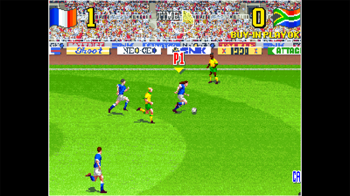 ACA NEOGEO: Neo Geo Cup '98: The Road To The Victory screenshot 17881
