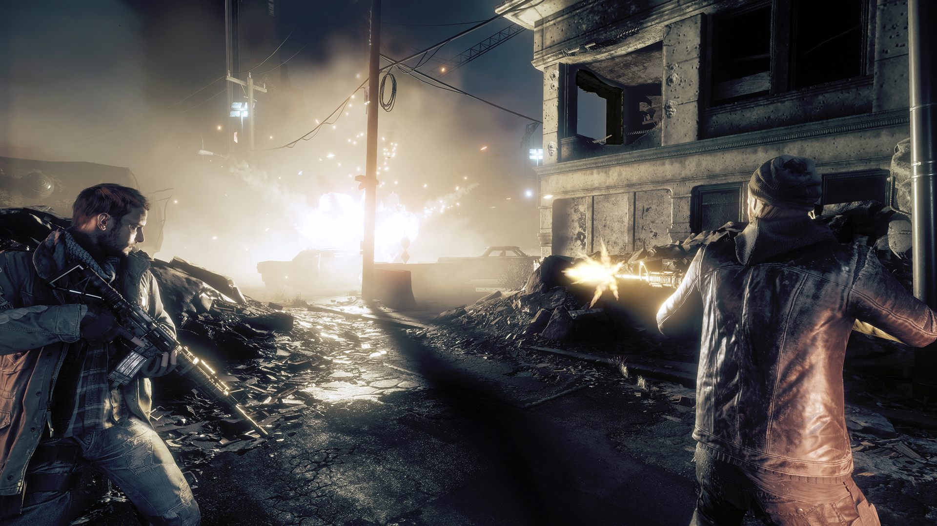 Homefront: The Revolution screenshot 4128