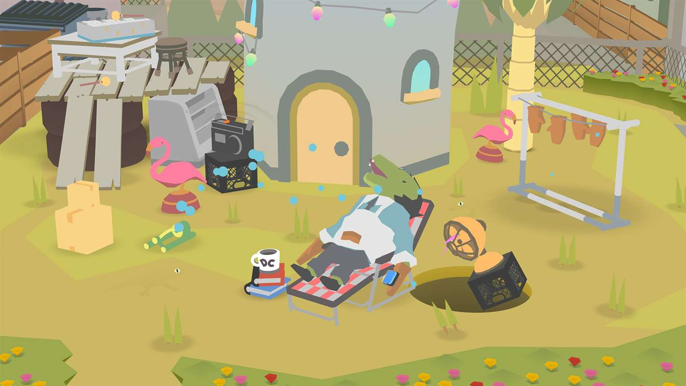 Donut County screenshot 18103