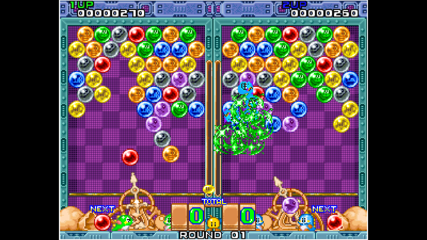 ACA NEOGEO: Puzzle Bobble screenshot 19001