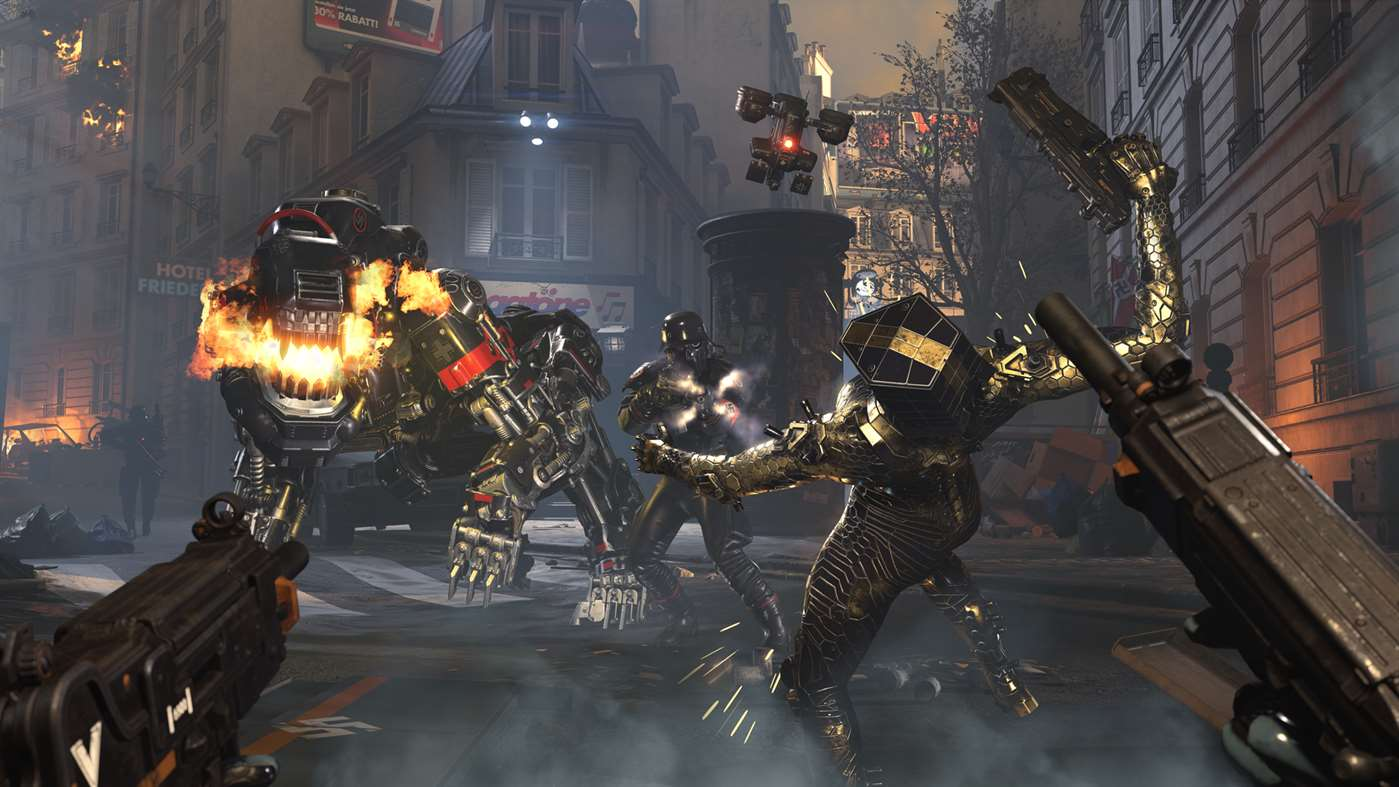 Wolfenstein: Youngblood screenshot 21380