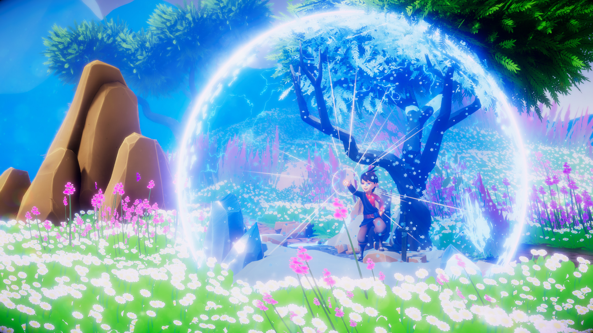 Ary and the Secret of Seasons screenshot 18322