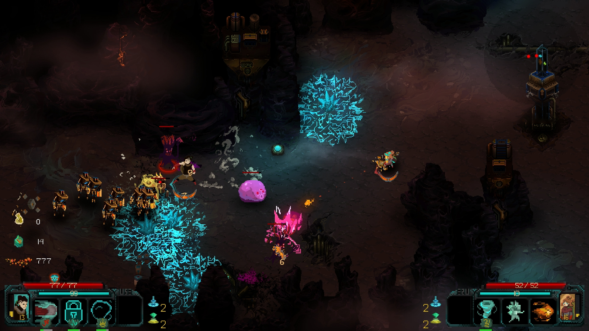 Children of Morta screenshot 18347