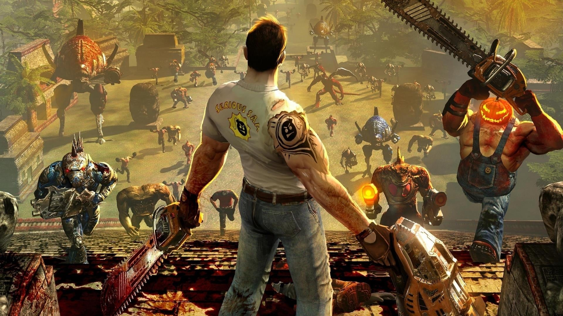 Serious Sam Collection screenshot 31972