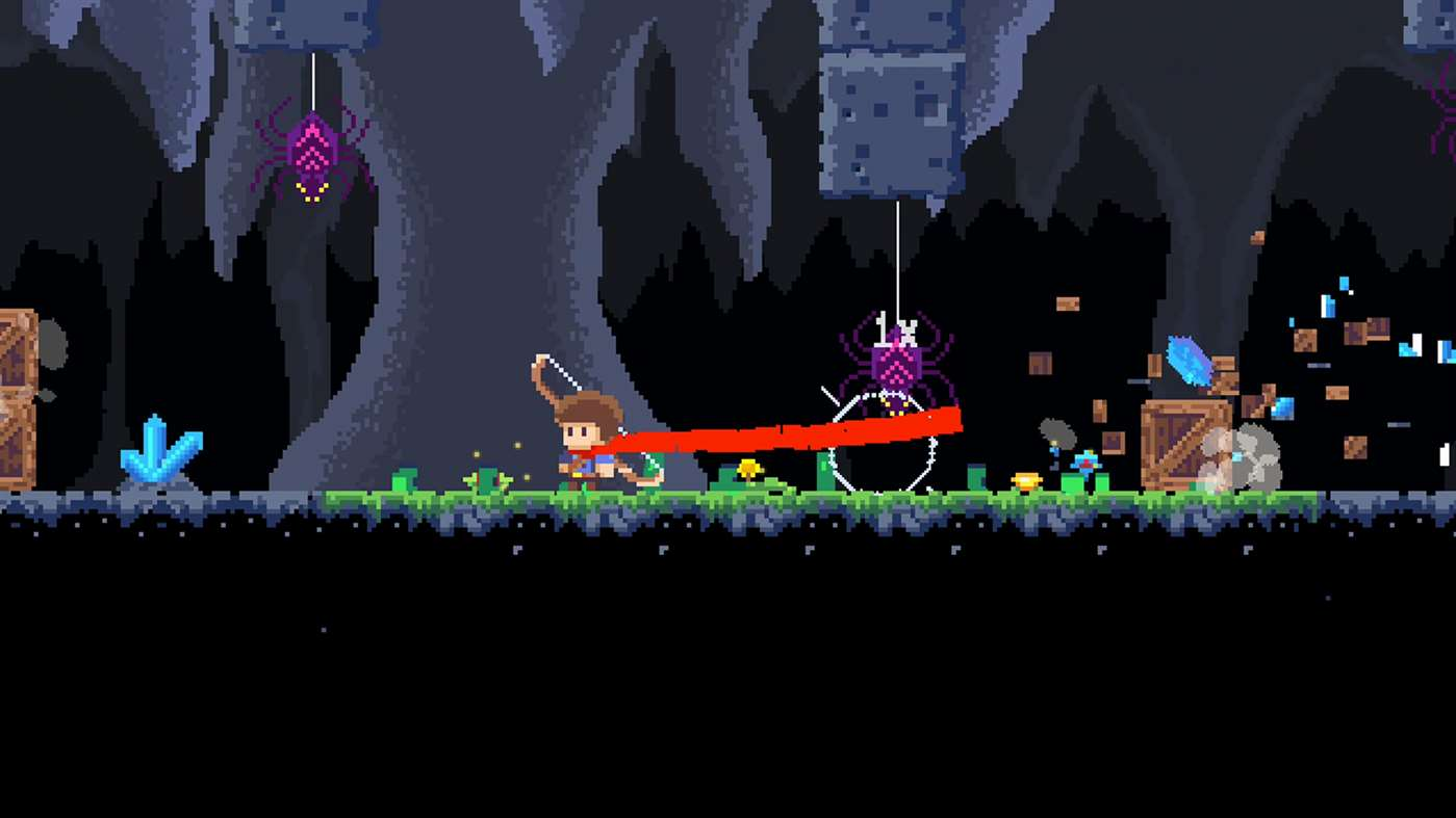 JackQuest: Tale of the Sword screenshot 18848