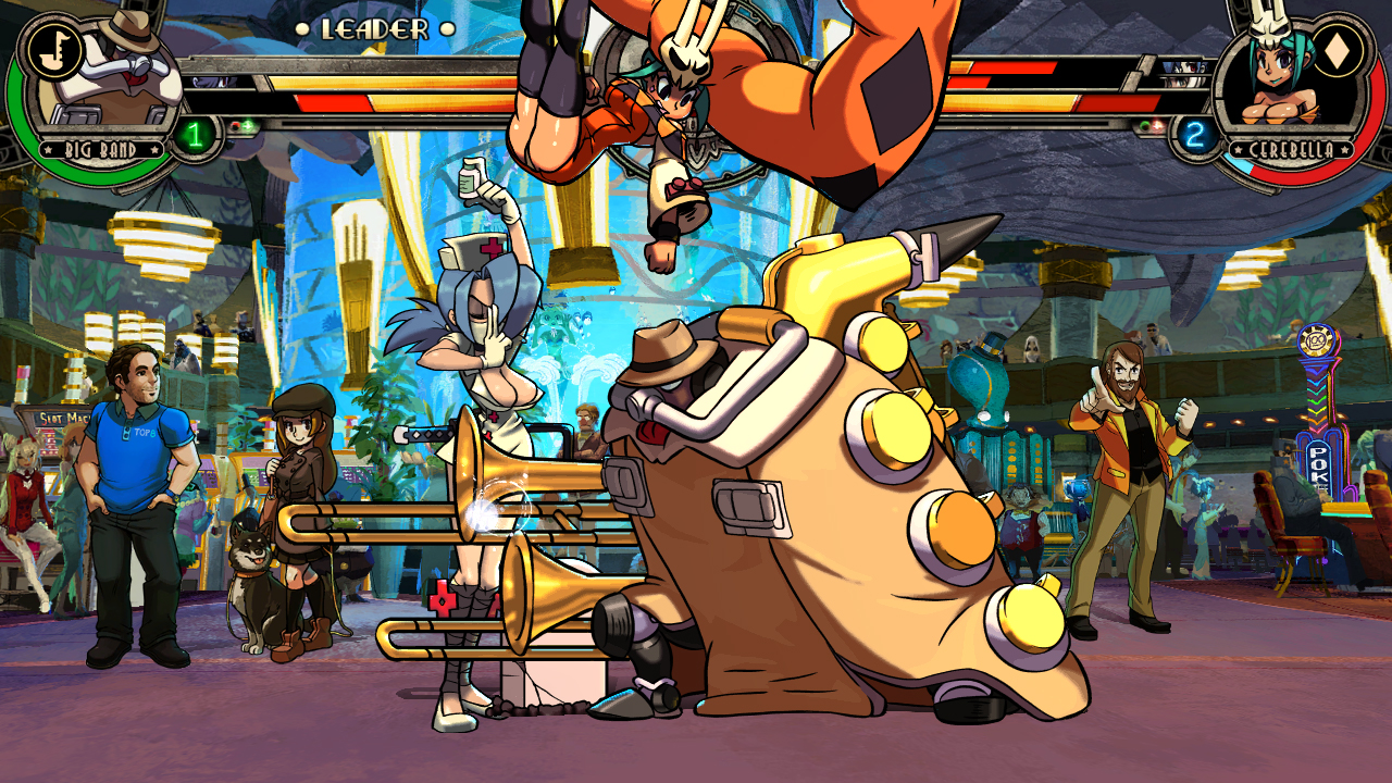 Skullgirls 2nd Encore screenshot 19228