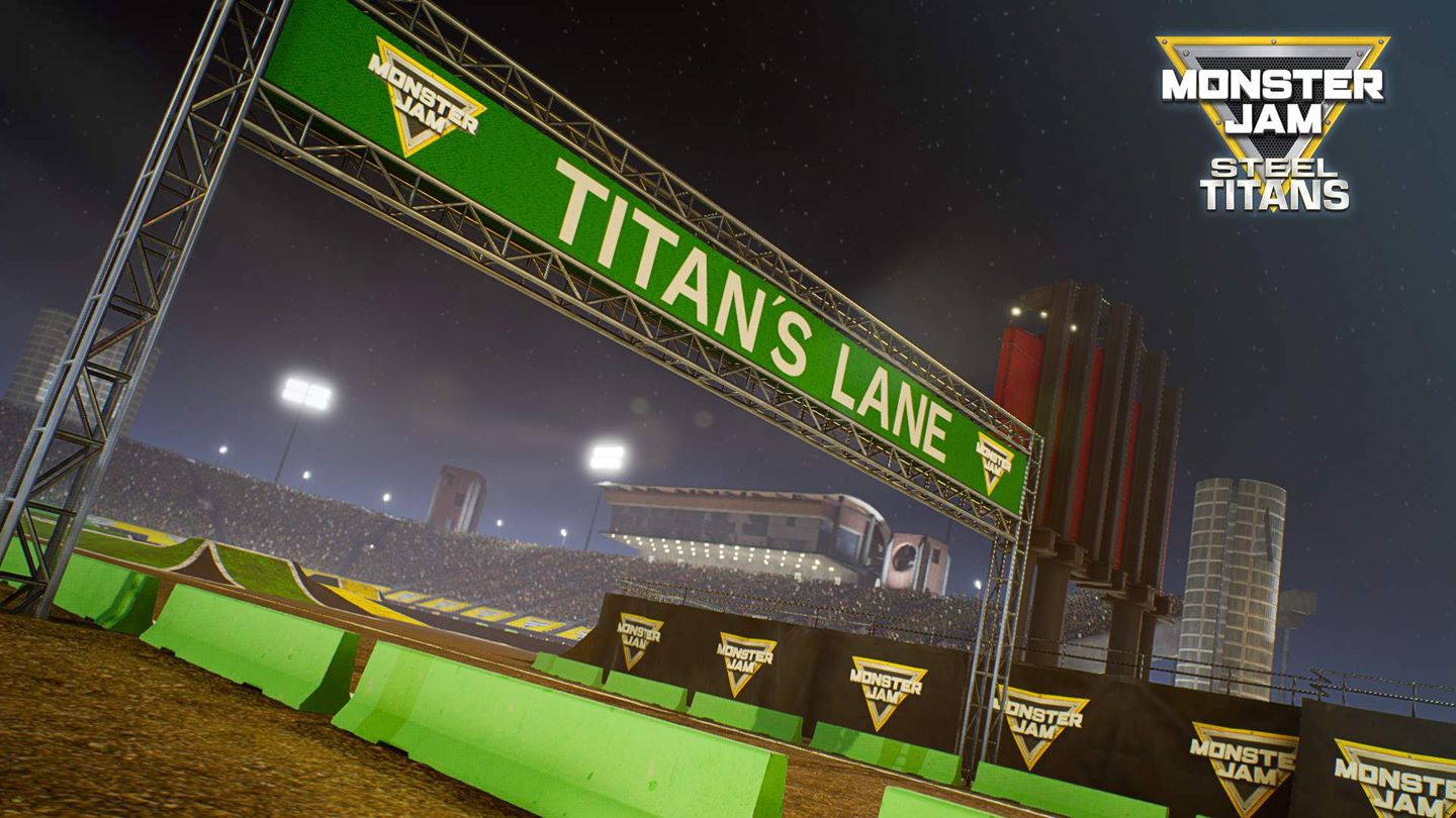 Monster Jam: Steel Titans screenshot 19262