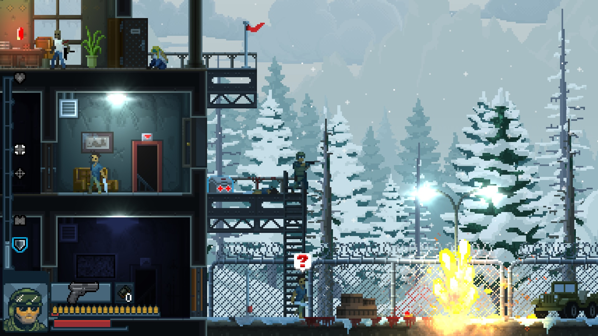 Door Kickers: Action Squad screenshot 19450
