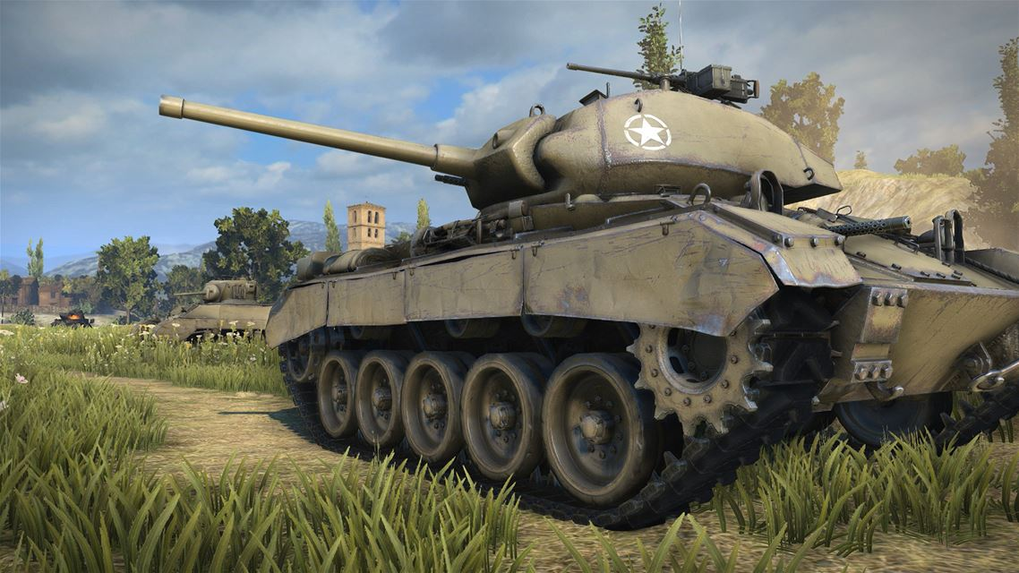 World of Tanks screenshot 3884