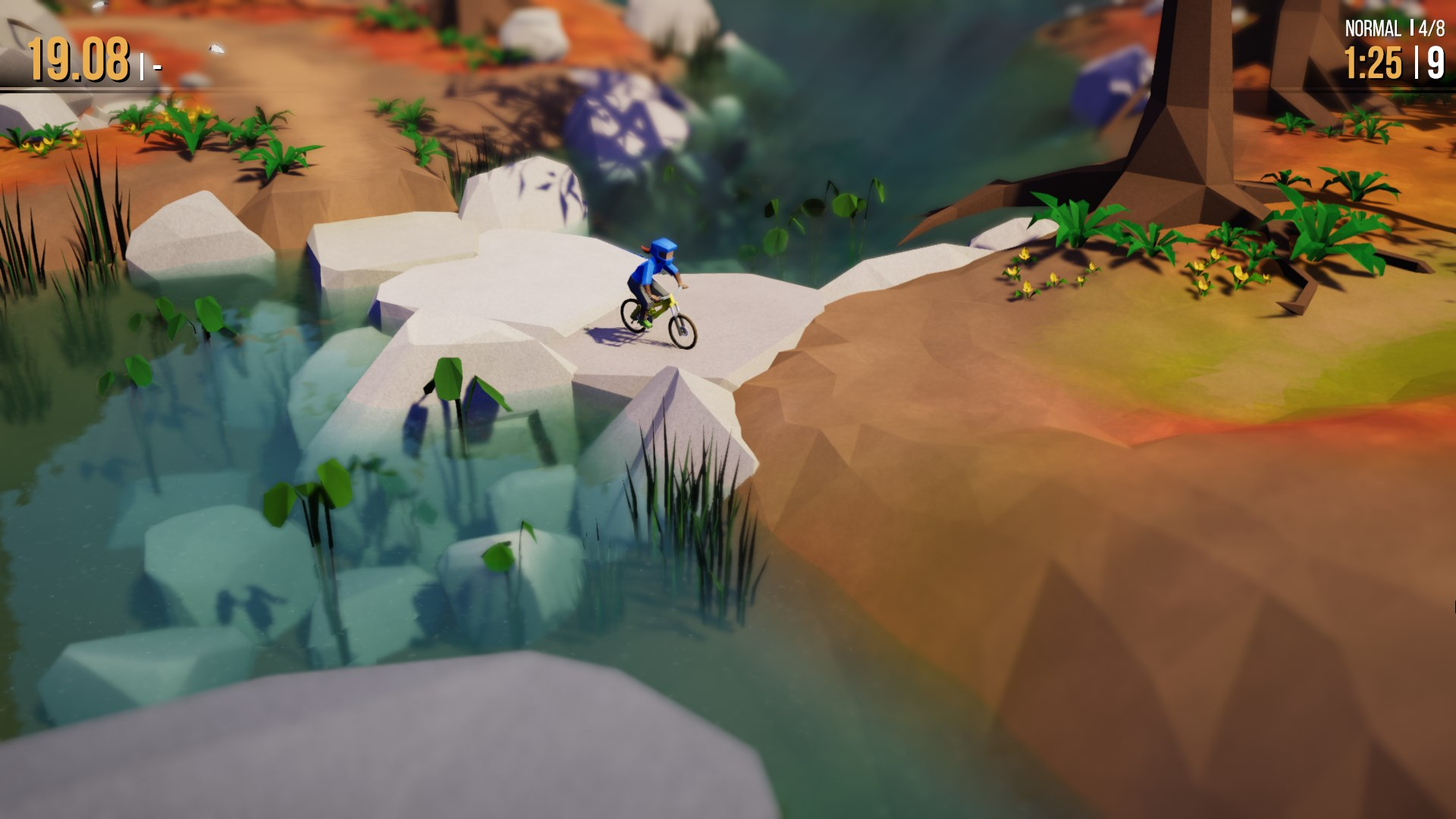 Lonely Mountains: Downhill screenshot 21879